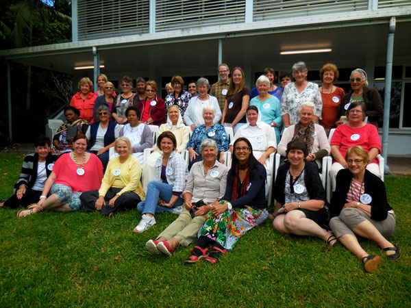 FNQ Retreat Participants