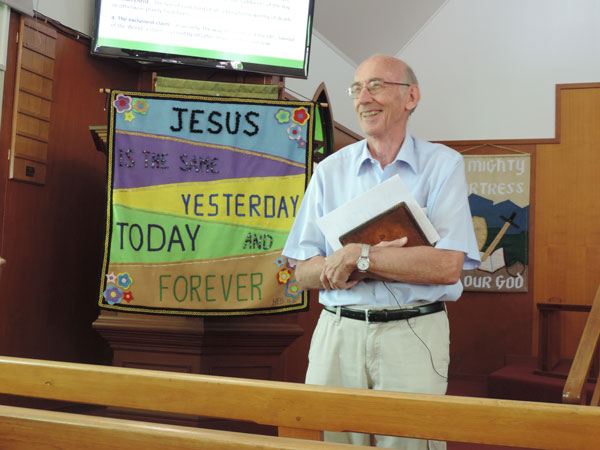 church position on same sex marriage in Hervey Bay