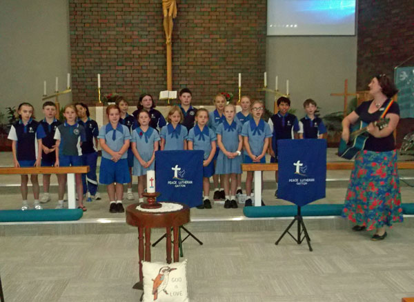 Peace Lutheran School, Gatton