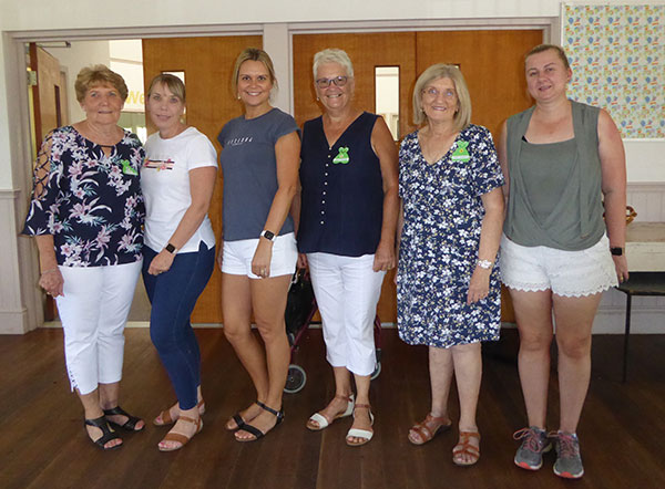 Mothers And Daughters Of The Central Queensland Zone
